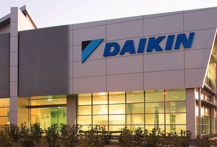 Daikin jednotka na slovenskom a európskom trhu